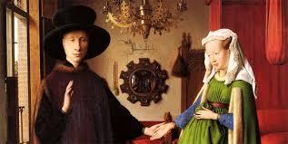 arnolfini portrait jan van eyck 1434