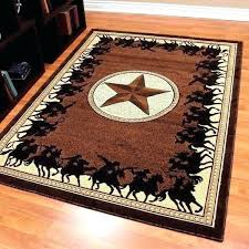 country western area rugs personalized door mats mat a necessity beautiful doormat furniture delectable traditions star