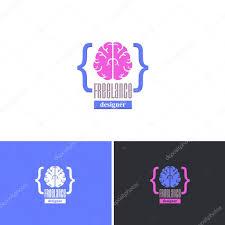 Freelance Sign Designer Freelance Designer Vector Icons Design Logos Shape Sign