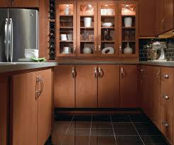 Contemporary Maple Kitchen Cabinets Homecrest