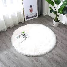 faux rug white faux sheepskin area rug chair cover seat pad plain gy area rugs for faux rug faux fur
