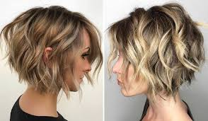قصات الشعر القصير للوجه الطويل