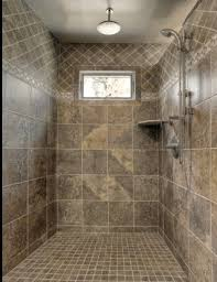Tile ideas  The walk in showers adds to the beauty of the bathroom and  gives you some added