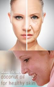 coconut is good for wrinkles how to use coconut oil for wrinkles