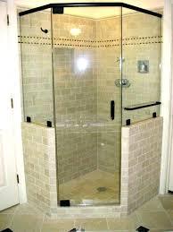 shower door bottom sweep shower clear shower door bottom sweep with drip rail glass shower door