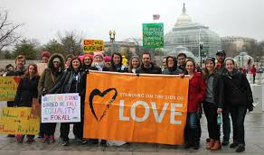 Women s march helps build the resistance UU World Magazine