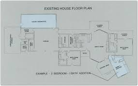 garage as shown below in the existing floor plan wiring for electricity and plumbing for radiant floor heat has been stubbed out for the greenhouse
