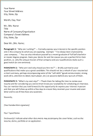Addressing Cover Letter How To Address Cover Letter Address A