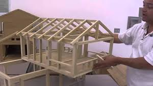 Learn Framing by Building a Dollhouse from Scratch part 3 -Buildingtheway -  YouTube