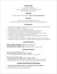 Respiratory Therapist Student Resume Occupational Therapist Resume Sample Respiratory Therapist Job