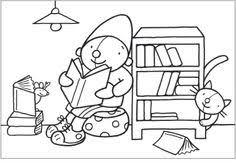 53 Beste Afbeeldingen Van Kleurplaat Pompom Kindergarten Crayon