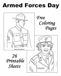 Small Picture Armed Forces Day coloring pages Patriotic Fun for Kids