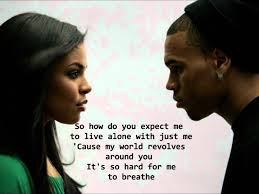 Chris Brown Quotes Simple Jordin Sparks Feat Chris Brown No Air Lyrics HQ YouTube