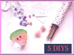 quick and easy ideas diys for 5 to do when you are bored 2
