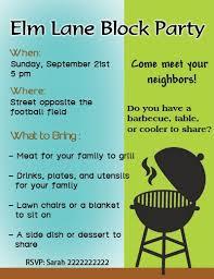 Neighborhood Party Invitation Wording Neighborhood Party Invitation Wording Simple Tips For Throwing The