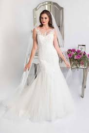 fishtail wedding dress genevieve wedding dresses leah s designs