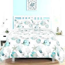 beach themed bedding sets beach themed duvet