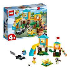 <b>Конструктор LEGO</b>® Disney Pixar <b>Toy Story</b> 4 10768 Приключения ...