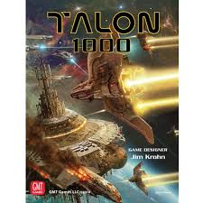 Sample Battleship Game Amazing GMT Games Talon 48