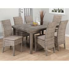 fascinating dining table styles also rattan dining room table and pertaining to fascinating white wicker dining chairs