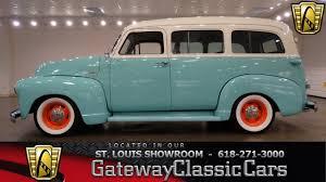 1948 Chevrolet Suburban Stock #6973 Gateway Classic Cars St. Louis ...