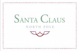 The Santa Clause Business Card Templates Clausnet