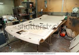 <b>Covering Ceiling Roof</b> Beige <b>Car</b> On Stock Photo (Edit Now ...