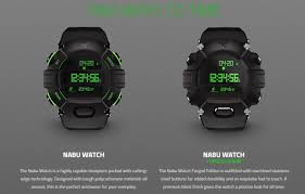 Razer Nabu Size Chart Razer Nabu Watch Now Officially Available In Malaysia From