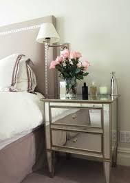 mirrored bedroom furniture home decor