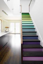 Painted Stairs 188 Best Stairs Images On Pinterest