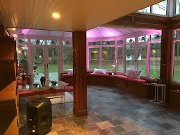 conservatory lighting ideas. Custom Victorian Conservatory With Balcony Inside Image Lighting Ideas