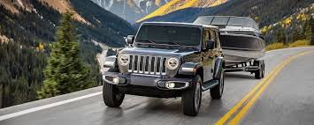 2019 Jeep Wrangler Towing Capacity How Much Can A Jeep