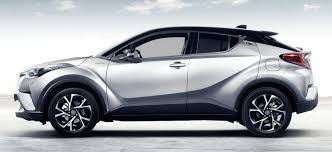 new car launches expectedToyota CHR Crossover India Launch Expected by Mid2018