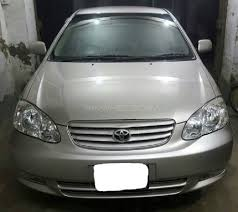 Toyota Corolla 2.0D Saloon 2004 for sale in Lahore | PakWheels
