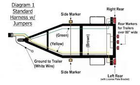 haulmark enclosed trailer wiring diagram