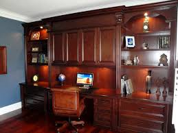 custom built home office. delighful office wall units custom built office cabinets in home  teak cabinet with