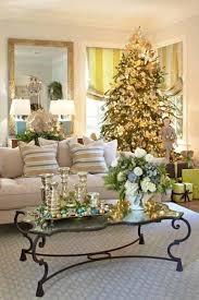 83 dreamy christmas living room décor