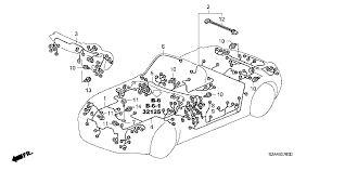 s cluster wiring diagram wiring diagrams and schematics 2006 honda s2000 electrical troubleshooting manual original
