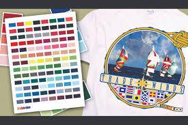 Dye Sublimation Color Chart Sublimation Color Management Impressions