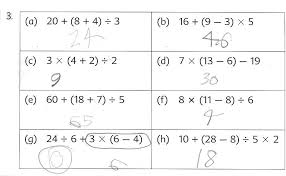 4th Grade Math Problems and Answers | Homeshealth.info