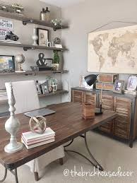 storage and office space. World Market Furniture, Home Office, Decor, Desk, Side Table, Diy, Storage And Office Space