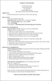 Fresh Great Resume Examples How To Write A Cv 18 Professional Cv