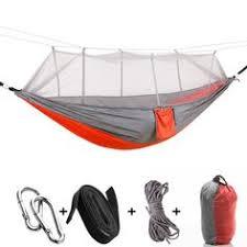 Camping <b>Hammock</b> with Mosquito <b>Net Hammock</b> Rain Fly Outdoor ...