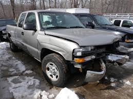 2001 Chevrolet Silverado 1500 Ext. Cab Quality Used OEM ...