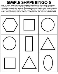 Small Picture 211 best Math Shapes images on Pinterest Preschool shapes