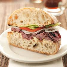 roast beef sandwich recipe. Plain Roast Inside Roast Beef Sandwich Recipe A