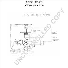m125r3001sep starter motor product details prestolite leece m125r3001sep wiring diagram