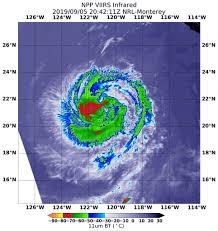 Ocean Of Light Juliette Juliette 2019 Hurricane And Typhoon Updates