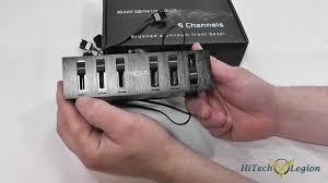 Fractal Design Define R5 Fan Controller Fractal Design Adjust 108 Fan Controller Overview Installation