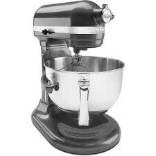 kitchenaid professional 600 series 6 qt pearl metallic stand mixer
